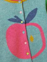 Alice Apple 2in1 Cardi Jumper