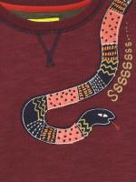 Snake Jersey Sweat