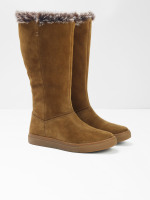 Ivy Faux Fur Mid High Boots