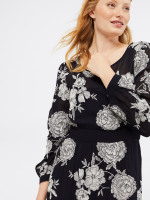 Lily Embroidered Dress