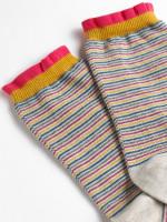 Fiona Fine Stripe Sock
