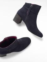 Bree Block Heel Ankle Boot