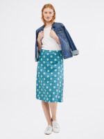 Here Comes The Sun Linen Skirt