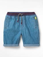 Expedition Denim Shorts