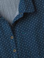 Arlana Spot Shirt Tunic