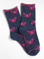 Flutterby Sock