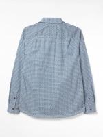 Fish Bowl Geo Print Shirt