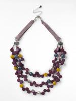 Mono Ceramic Layered Necklace