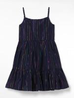 Summer Sparkle Woven Dress