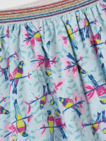 Parrots Jersey Skirt