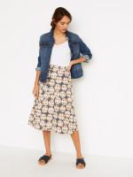 Summer Reversible Wrap Skirt