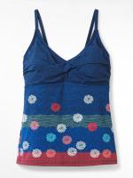 High Tide Floral Tankini Top
