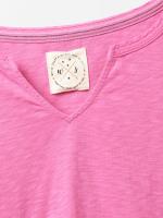 3/4 Sleeve Daisy Fairtrade Jersey Tee