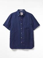 Jackjar Dobby Linen Shirt