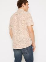 Seville Orange Print Shirt