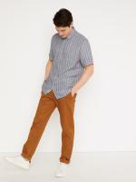 Kelson Stripe Linen Shirt