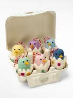 Easter Chicks Egg Box
