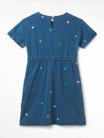 Mini Sadie Embroidered Dress