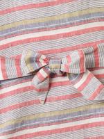 Linen Tie Top