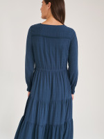 Maple Tiered Dress