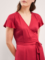 Harriet Wrap Dress