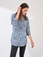 Sewing Collared Jersey Tunic