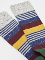 Stripe Nep Sock