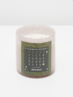 Advent Countdown to Christmas Candle