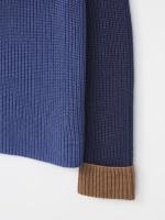 Orla Organic Ribbed Sweater