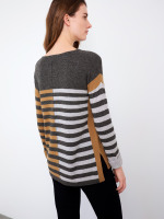 Georgia Stripe Jumper