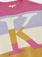 Alphabet Jumper K
