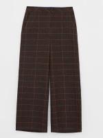 Winona Wide Leg Check Trouser