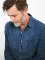 Denim Shirt