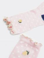 Lily Lemon Sock