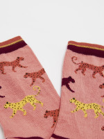 Spot The Leopard Sock