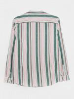 Sashiko Stripe Shirt