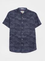 Ocean Print Shirt