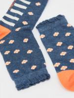 Ena Spot Sock