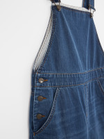 Summer Cropped Dungaree
