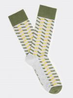 Chevron Sock