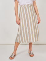 Bella Reversible Wrap Skirt
