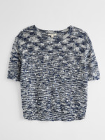 Water Front Knit Tee