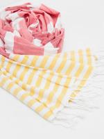 Multi Stripe Hammam Towel