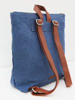 Carrie Canvas Backpack