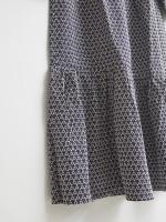 Nixie Embroidered Midi Dress
