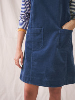 June Organic Pinny Dress