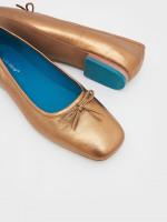 Margot Square Toe Ballerina