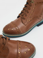 Celeste Star Lace Up Boot
