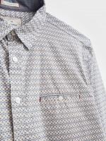Steadman Print Shirt
