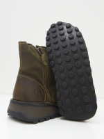 Fly Mon Suede Ankle Boot